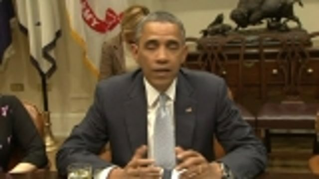 News video: Obama says U.S. will follow 'legal channels' regarding Snowden